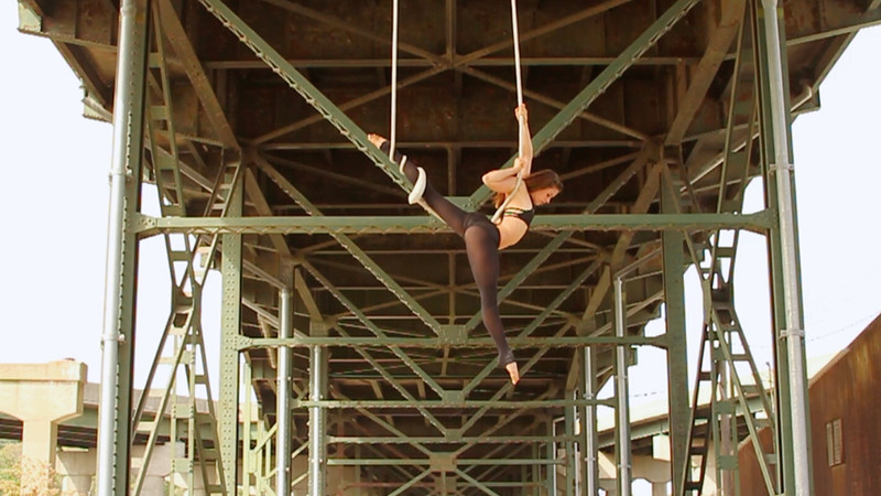 Megan Stockman: Contemporary Trapeze