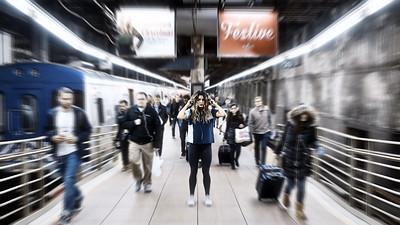 NYC | Headphones Promo