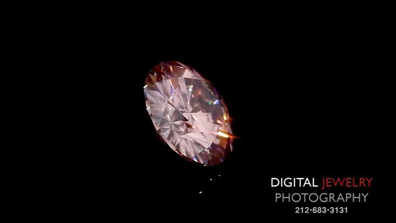 Red Diamond Round