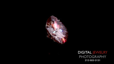 Red Cushion Diamond