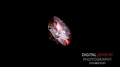 Red Cushion Diamond