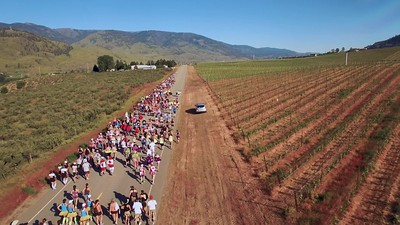 Oliver Osoyoos Wine Country - signature events