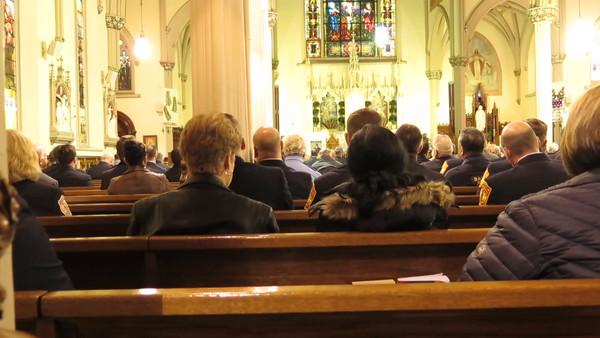 (closing) memorial service for Ira Rubin In Jersey City (NJ)