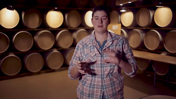 Meet Melissa Smits, winemaker at Intersection Estate Winery
