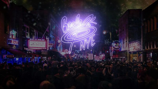 Beale Street NYE FB Event Header