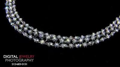 Diamond Necklace Video Compressed