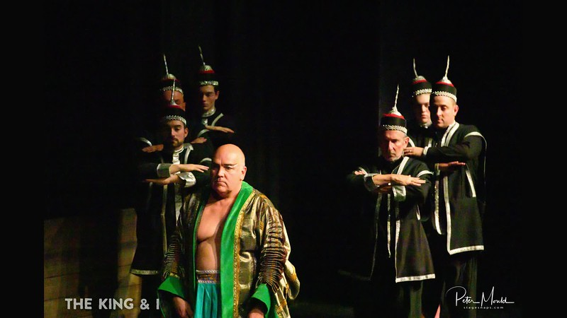 King and I Slideshow