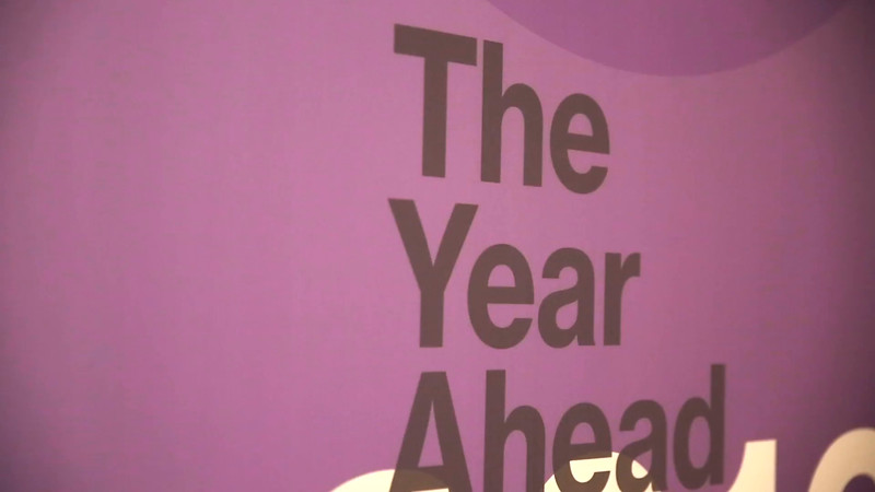 Bloomberg The Year Ahead