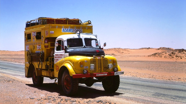 1975 Sahara Desert Expedition