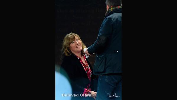 Beloved Clara Slideshow