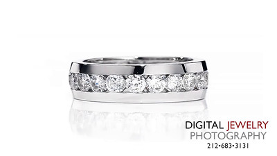 Round Diamond Eternity Band on White_1