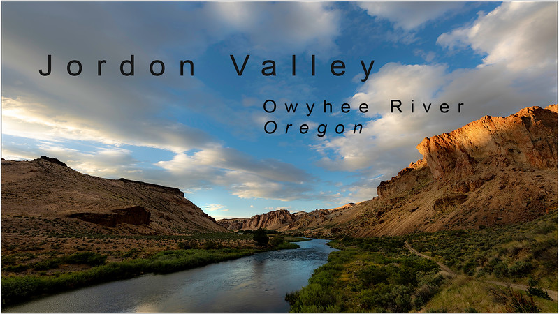 Jordon Valley