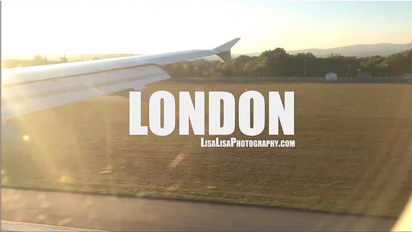 London - Travel Recap Video