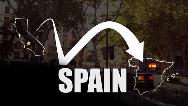 Spain - Travel Recap Video