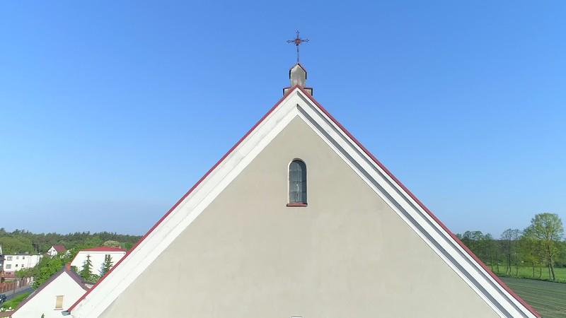 Kościół Osiek - temp