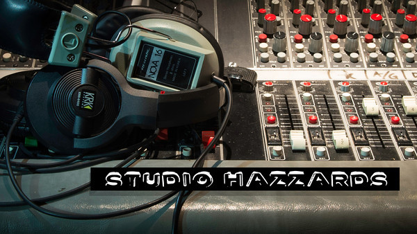 Studio Hazzards (with The Frolics)
