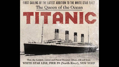 Titanic, Directed by Iain Park, November 2015