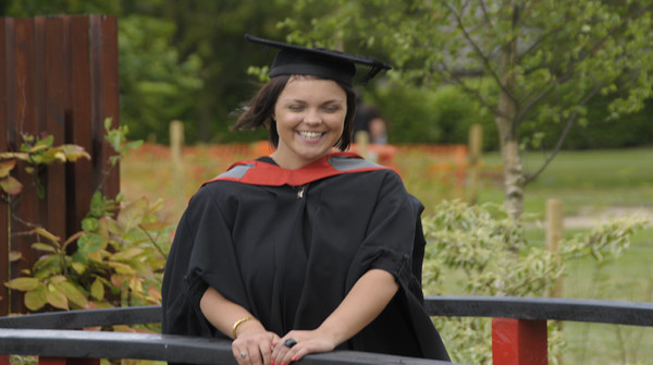 GRADUATION -  A wonderful day in a person's life. The culmination of years hard work before entering the 'big wide world'. 'Gossamer Images' are able to take your pictures of any occasion and produce a dvd that you and your family will treasure for ever.