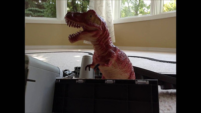 Horror of the TRex, Directed by Iain Park, June 2015