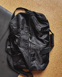 Gym Bag Black Blum