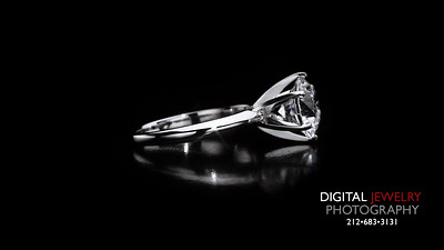 Round Diamond Soliaire Ring 05