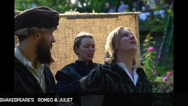 Romeo and Juliet Slideshow