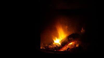 20130210 Log Burner Time Lapse