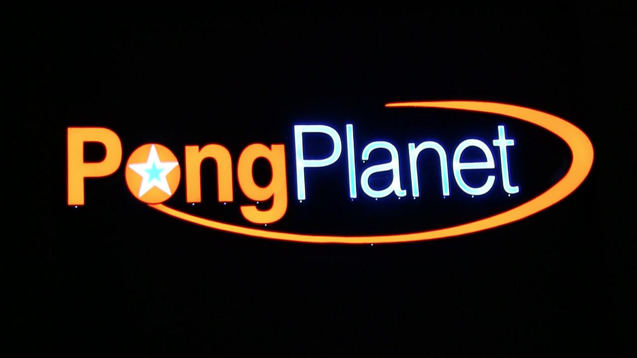 Pong Planet Spot