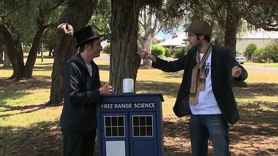 Dr Who - Fringe Festival