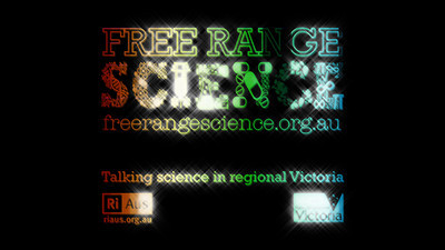 Ri-Aus Free Range Science Music Lab Queenscliff  2012 Interactive Throwing Sleeve