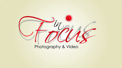 Infocus Photography & Video studio LOGO HD  -- Keeping the Focus on you