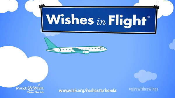 Make-A-Wish WNY and Rochester Area Honda Dealers Services Provided: Shooting, Motion Graphics, Editing