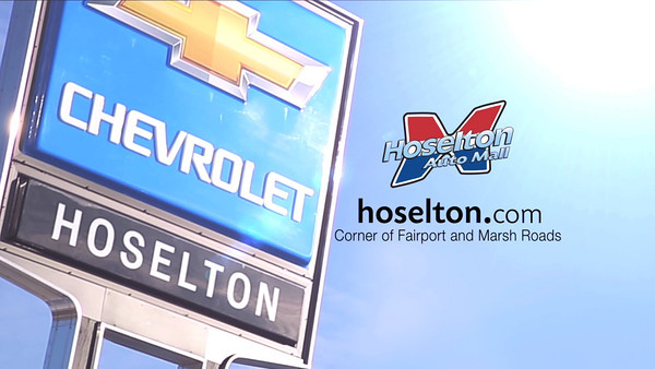 Hoselton Chevy Services Provided: Shooting & Editing