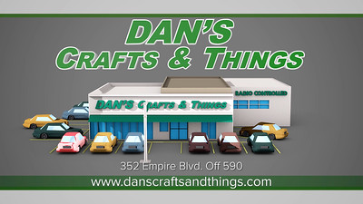 Dans Crafts and Things: Inside Services Provided:  Videography, Motion Graphics, Editing