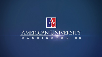 American University Services Provided:  Shooting, Motion Graphics, Editing