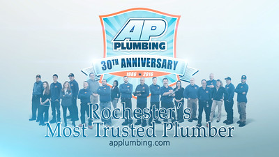AP Plumbing: Anniversary Promise Services Provided: Shooting, Motion Graphics, Editing
