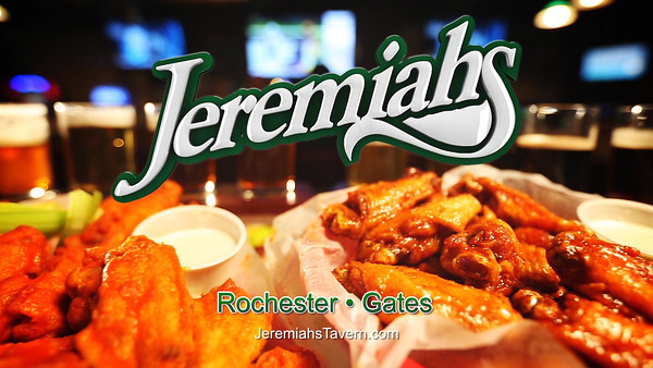 Jeremiahs Tavern Services Provided: Scripting, Shooting & Editing