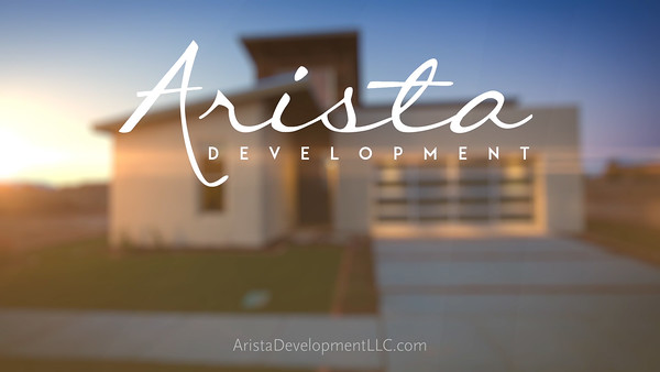 Arista Development LLC Model Home Video Services Provided: Shooting, Motion Graphics, Editing