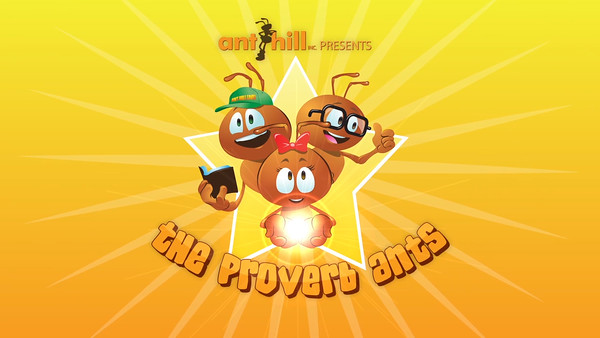 Ant Hill Services Provided: Motion Graphics, Editing