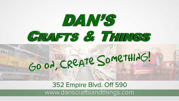 Dans Crafts and Things Services Provided: Scripting, Shooting & Editing