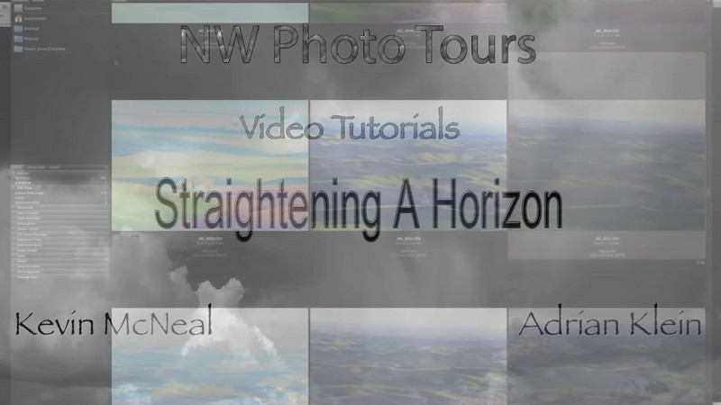 How To Straighten A Horizon In Photoshop