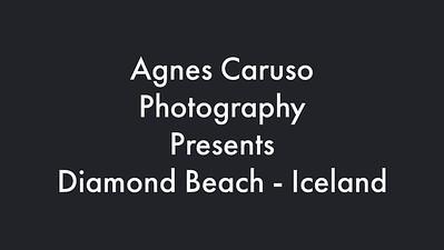 Diamond beach - Standard format video
