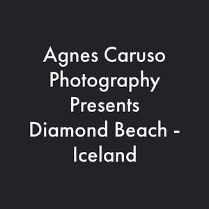 Diamond beach - Square format video
