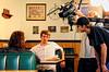 "Filming ""Reckless""<br /> <br /> From left: Jordan Underwood, Heath Snyder, Dylan Crouch (behind camera), Jason Underwood"