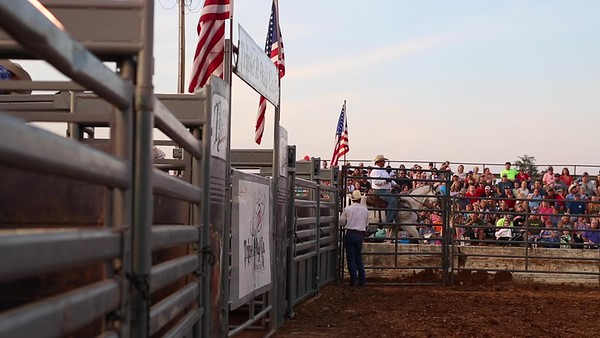 2019 Clarke County Fair Rodeo