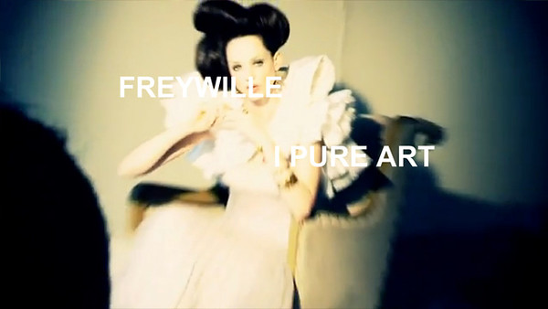 FREEWILLE I PURE ART CAMPAIGN