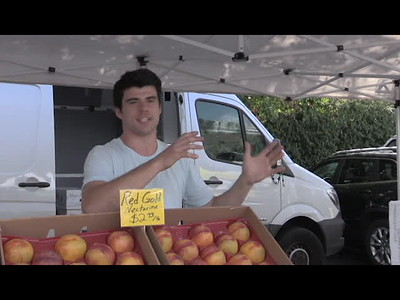 Bellevue Farmers Market Interviews 2017