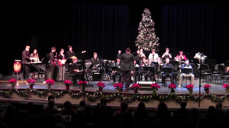 """""""Rudolph, the Red-Nosed Reindeer"""" - College Station HS Jazz Band"""