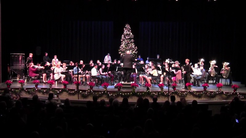 """""""The Night Before Christmas"""" - College Station HS Wind Ensemble"""