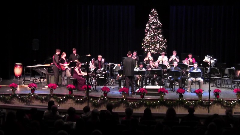 """""""Ding Dong Bossa"""" - College Station HS Jazz Band"""